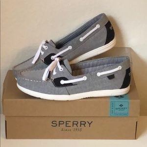 NWT Sperry Shore Slider Size US 7.5